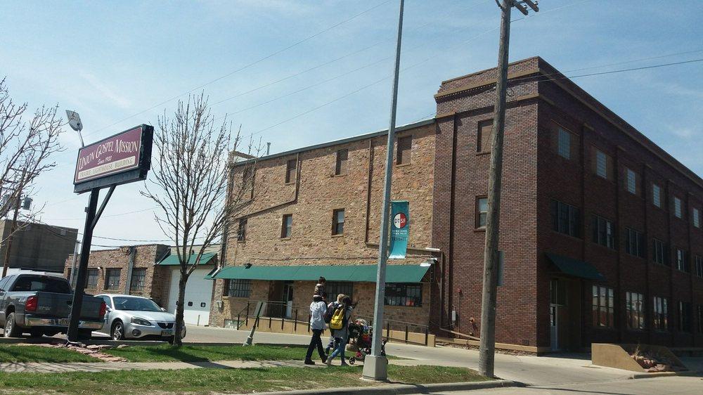 Union Gospel Mission building